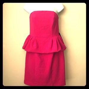 Express Peplum Dress size 2